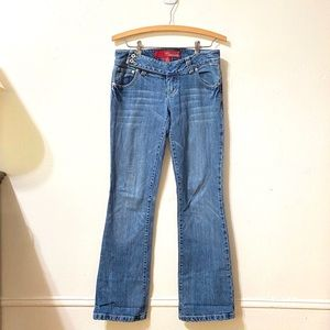 Guess Y2K Flared Bootcut Jeans